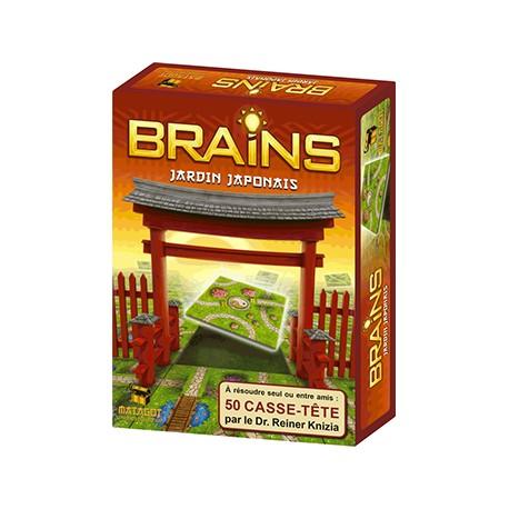 Brains Jardin Japonais
