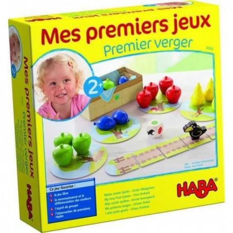 MES PREMIERS JEUX - PREMIER VERGER