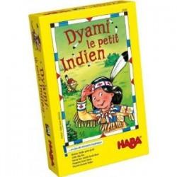DYAMI LE PETIT INDIEN
