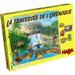 LA TRAVERSEE DE L'ORENOQUE