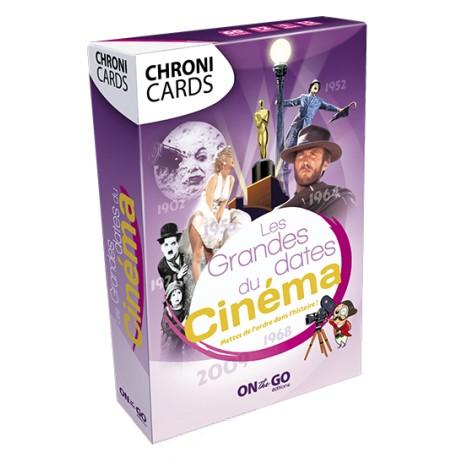 Chronicards - Les Grandes Dates du Cinéma