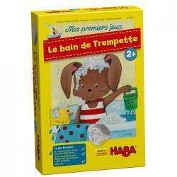 MES PREMIERS JEUX - LE BAIN DE TREMPETTE