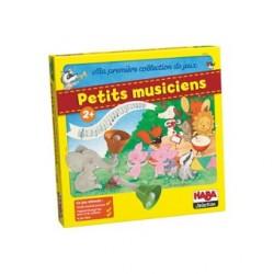 MA PREMIERE COLLECTION DE JEUX - PETITS MUSICIENS