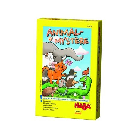 ANIMAL MYSTERE