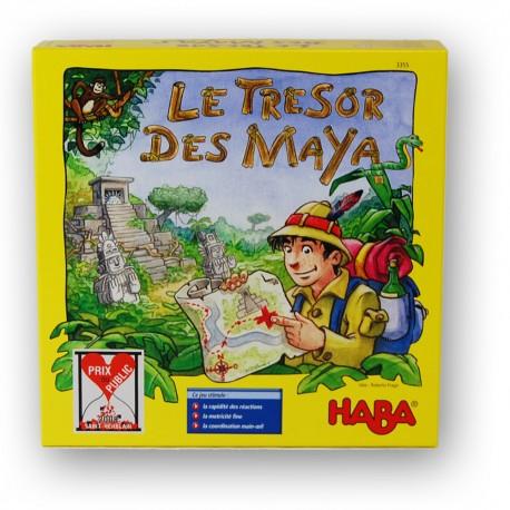 LE TRESOR DES MAYAS