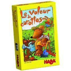 LE VOLEUR DE CAROTTES