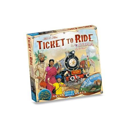 Les Aventuriers du rail Inde