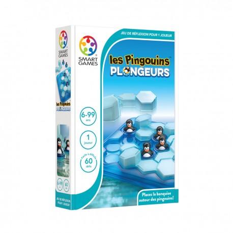 Le Pingouins Plongeurs