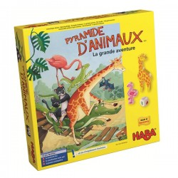 PYRAMIDE D'ANIMAUX