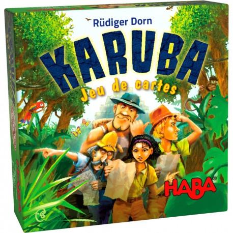 Karuba - Le Jeu de Cartes