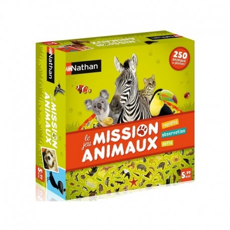 Mission Animaux