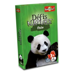 Défis Nature - Asie