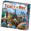 Les Aventuriers du Rail - France & Old West