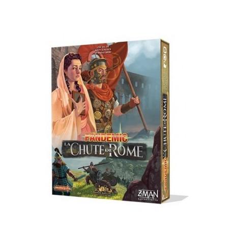 Pandemic - La Chute de Rome