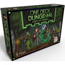 One Deck Dungeon - La Forêt des Ombres