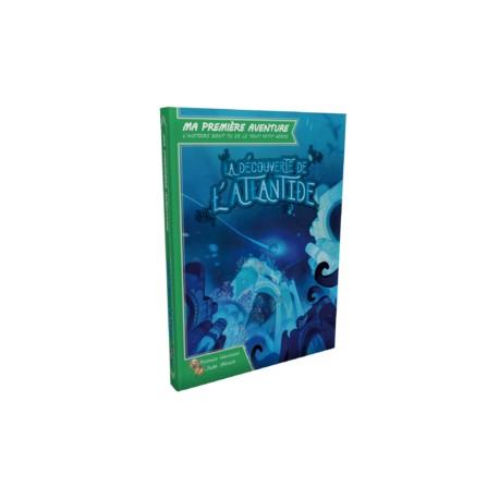 Ma Première Aventure - La Découverte de l'Atlantide