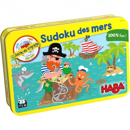 Sudoku des Mers