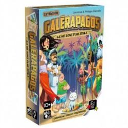 Galerapagos - Tribu et Personnages