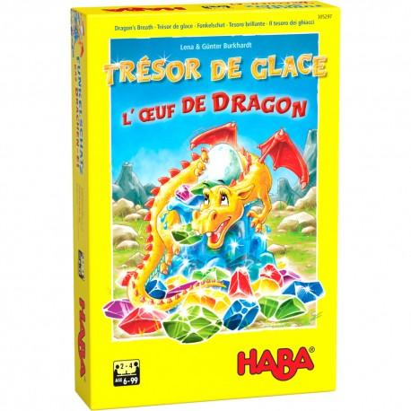 Trésor de Glace - L'Oeuf de Dragon