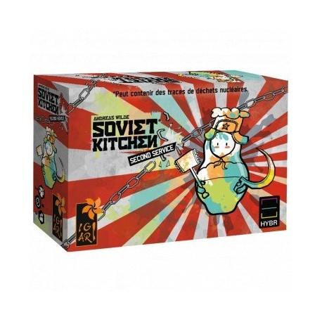 Soviet Kitchen - Second Service