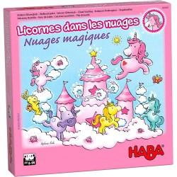 Licornes dans les Nuages - Nuages Magiques