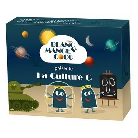 Blanc-Manger Coco - La Culture G