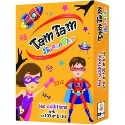 Tam Tam SuperPlus - Les Additions