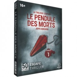 50 Clues - Le Pendule des Morts