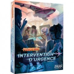 Pandemic - Intervention d'Urgence