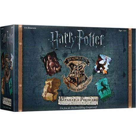 Harry Potter : Bataille à Poudlard - La Monstreuse Boîte des Monstres