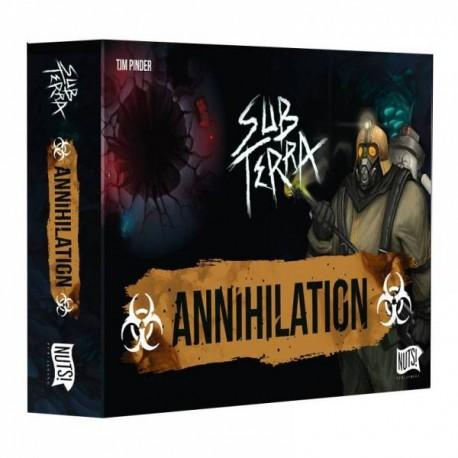 Sub Terra - Annihilation