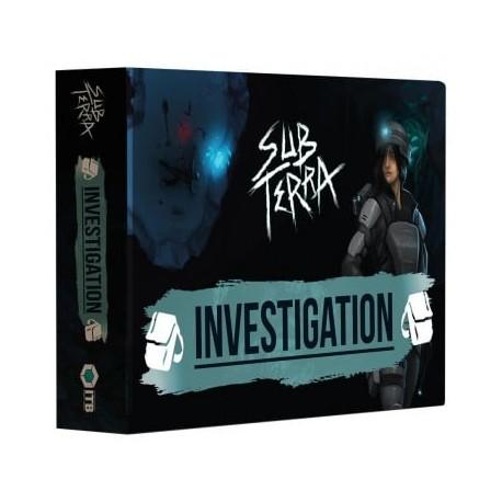 Sub Terra - Investigation