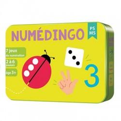Numédingo - PS MS