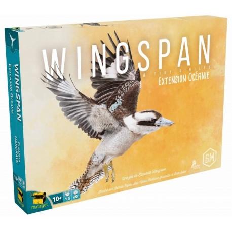 Wingspan - Océanie