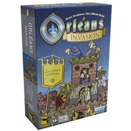 Orléans - Invasion