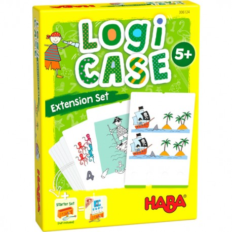 LogiCASE Extension – Pirates