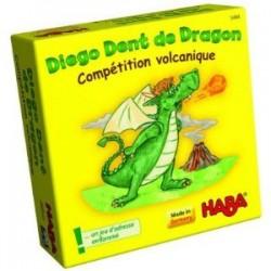 DIEGO DENT DE DRAGON