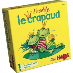 FREDDY, LE CRAPAUD