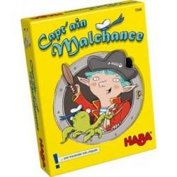 CAP'TAIN MALCHANCE CARTES