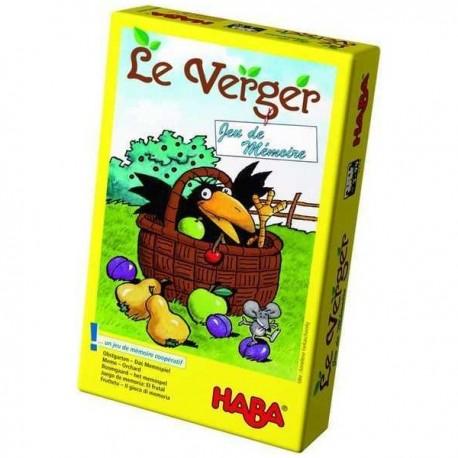 LE VERGER - JEU DE MÉMOIRE