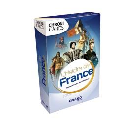 Chronicards - Histoire de France