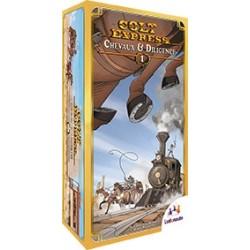 Colt Express : Chevaux & Diligences