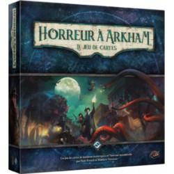 Horreur à Arkham Le jeu de cartes