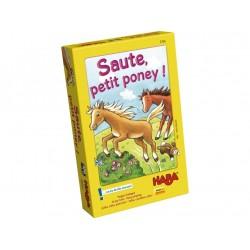 Saute, petit poney!
