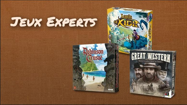 Jeux experts - Tiki Soleil
