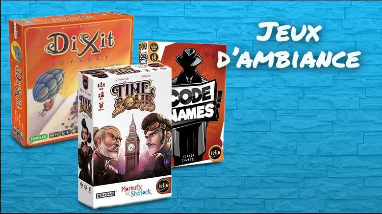 Jeux d'ambiance - Tiki Soleil